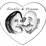 CARICATURE-MARIAGE