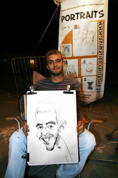 Exemples de caricatures lolo le caricaturiste caricaturiste animation caricature - Animation portes ouvertes ...
