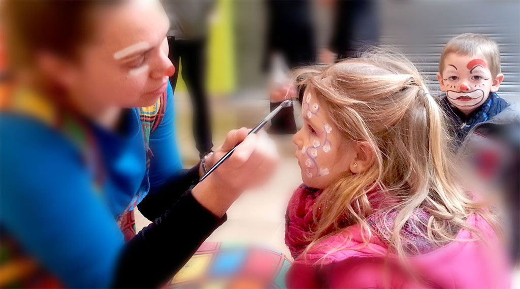 Maquillage-enfant-maquilleuse