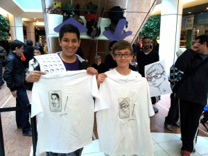 caricaturiste-enfants