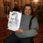 CARICATURISTE communion