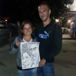 CARICATURISTE couple